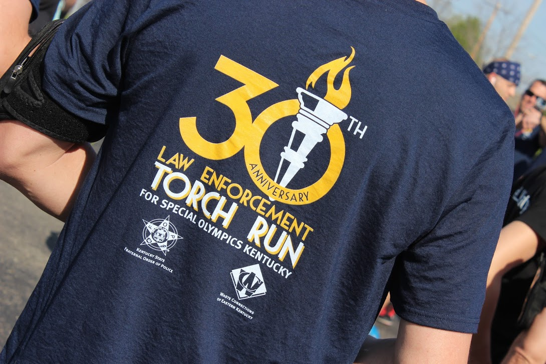 Kentucky 30th Anniversary Torch Run in Louisville May 31st »